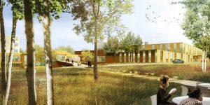Centre de Rééducation Fonctionnelle et de Réadaptation Professionnelle le Belloy à SAINT OMER EN CHAUSSEE