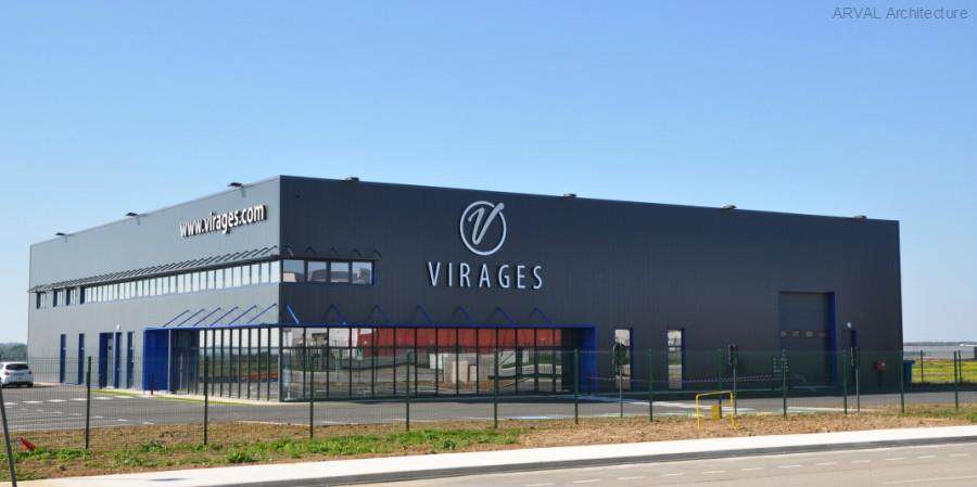 Industrie VIRAGES